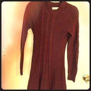 Super Soft Hollister Sweater dress